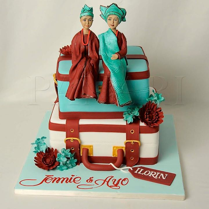 pictures of nigerian traditional wedding cake cake topper intimate match 18412